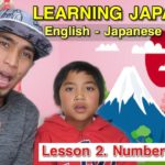 Learning Japanese | English to Japanese Tutorial | Lesson 2- Numbers (1-100)
