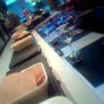 Sushi Express at Kabuki restaurant, Brussels
