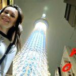 TOKYO VLOG | JAPANESE FOOD & SIGHTSEEING