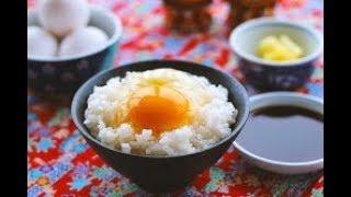 Tamago Kake Gohan – Learn Japanese !