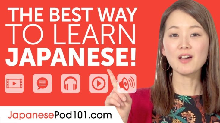 The Best Way to Learn Japanese!