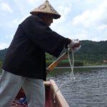 近江八幡水郷めぐり the ripping waterway in Omi-Hachiman  japan sightseeing
