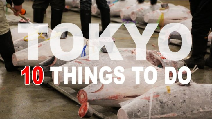 10 AWESOME Things to do in TOKYO, Japan – Go Local (2018)