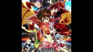 Bakugan Battle Planet Anime's Japanese Theme Songs