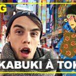 DU KABUKI À TOKYO | RONAN AU THÉÂTRE