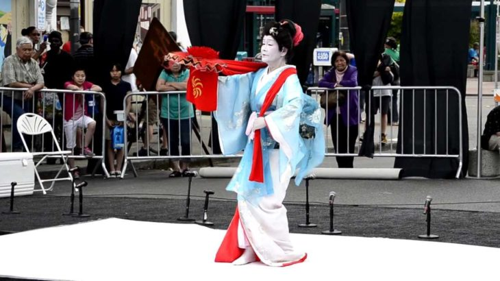 Dragon Fest 2012: Kabuki Dance