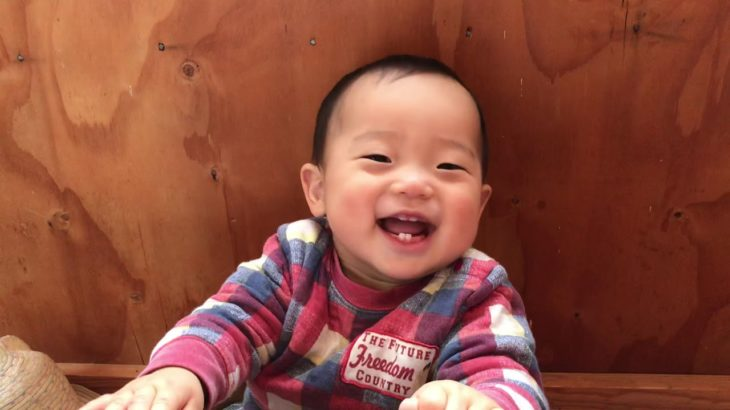 Engel Smile of Japanese Baby