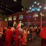 Huge queue for Cool Japan Anime in Melkweg Amsterdam