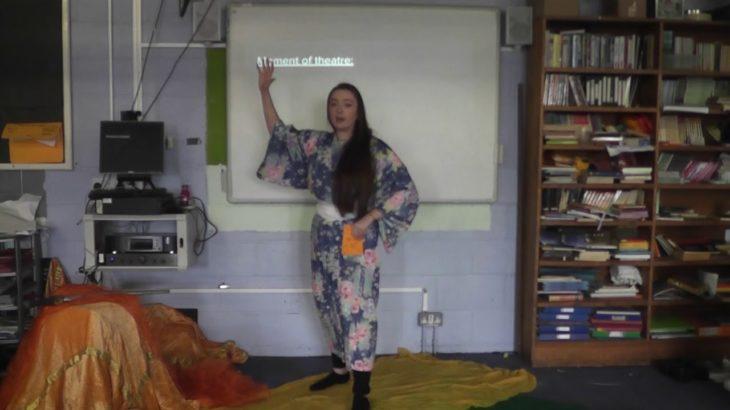 IB Theatre Research Presentation- Kabuki (Mie)