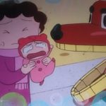 Is one of Japan's top rated anime series  chibi maruko Chan