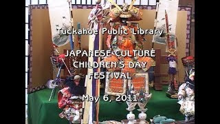 Japanese Culture Children's Day Festival
