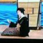 Japanese Kabuki on TV & zapping