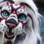 Kabuki Kitty Collaborative Costume FOR SALE