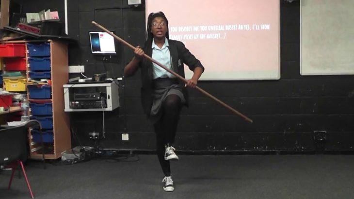 Lara IB Research presentation kabuki