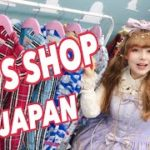 Let's shop in Japan together! Visiting the Kawaii Fashion Store TeenStyle
