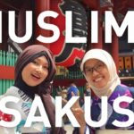 Muslim-friendly Sight-Seeing Spot, Asakusa