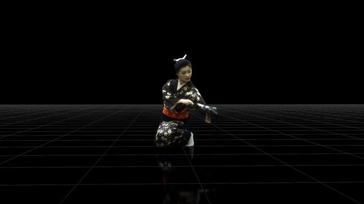 NIHON BUYO – Rin Hanayagi/4D View DEMO – IS JAPAN COOL? DOU (日本舞踊 – 花柳 凜)