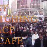 Shibuya Crossing direction for Tokyo Japan / scramble crossing スクランブル交差点 / Japanese sightseeing