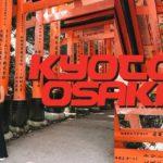 Shopping, Eating, Sightseeing in KYOTO + OSAKA | Travel Vlog