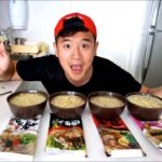 The Best Instant Ramen  :: MUKBANG WITH BEN EP 42