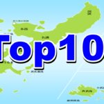 Top 10 best sightseeing spots in Okinawa