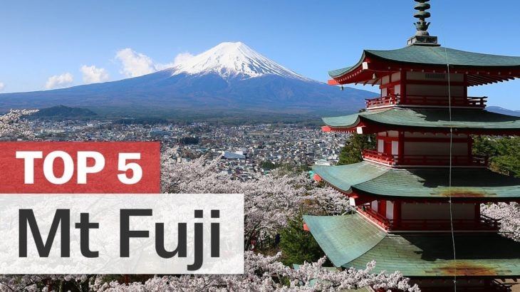 Top 5 Things to do Around Fuji | japan-guide.com