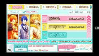 [ Utapri ] Anime Japan 2019 Step Up : Step 1