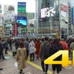 Walking around Shibuya – Tokyo – 渋谷を歩く- 4K Ultra HD