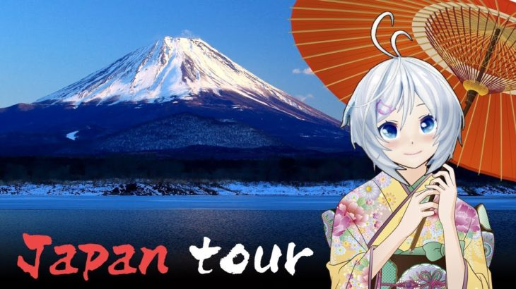 """Welcome to Japan"" Sightseeing famous spots with Siro!「いらっしゃいませ!」"