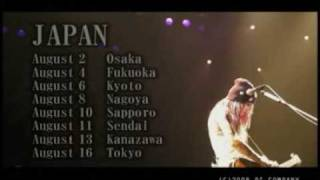 雅-miyavi- THIS IZ THE JAPANESE KABUKI ROCK TOUR 2008+comment
