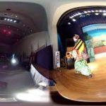 360VR Japanese Kabuki 小鹿野歌舞伎