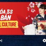 5S Japanese Culture – Minimal Slide Powerpoint – Slide tốt nghiệp học viên khóa 24 – 9Slide