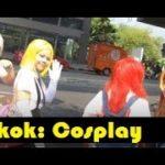 Bangkok: Japan Anime Girls