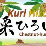 栗拾い【Chestnut-Hunting】 Japanese CUlture