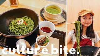 Culture Bite • Vegan Japanese Food • Part 1/3