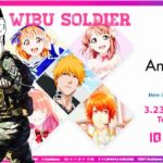 Event Anime Japan (Part III)…Wibu Soldier…