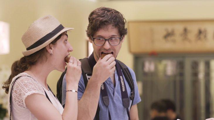 Experience Japanese culture in miyajima movie