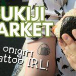 Exploring TSUKIJI OUTER MARKET – Japanese Street Food fun times!