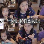 JAPANESE FOOD MUKBANG (Ariake) | Mitch & the Durans