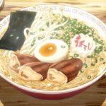 Japanese Anime Foodies Ramen/Instant Noodle Edition Elisa DhZeno