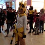 Japanese Anime at Cosplay Convention, Sunway Velocity