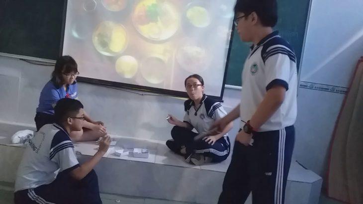 KD 8.1 presentation- japanese  eating culture – siêu zễ thương THCS KIM DONG.