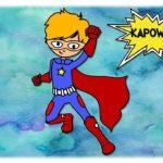 Learn Colors 🎨 With Japanese Super Hero Anime Cartoon Kids TV Hulk