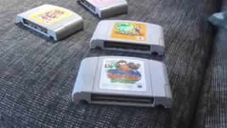 More Japanese N64 Games