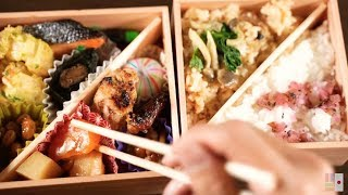 Obara Shosuke Bento   Japanese Food [Bento Box] Fukushima,Japan