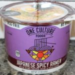 One Culture Foods: Japanese Spicy Ramen Review