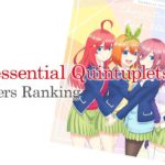 Quintessential Quintuplets Anime Character Ranking: Top 5 Fan Favorites | FROM JAPAN