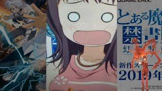 To Aru Majutsu no Index Anime Japan 2019 Itsuwa touch screen
