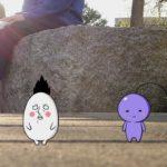 たそがれどき(Twilight)【自主制作アニメ】Japanese short anime【シュール】