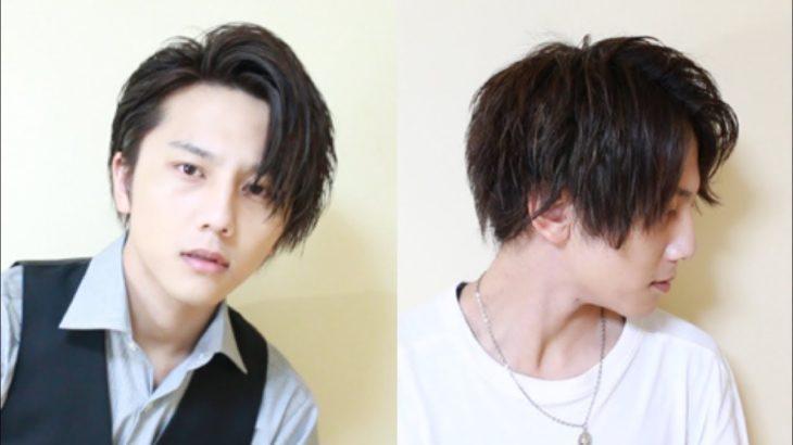 "【anime hair】Japanese hair style using ""GEL"""